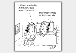 Chistes de ancianos - Miguel Gila