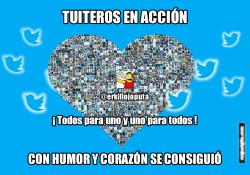 Tuiteros influyentes - Tuiteros en acción