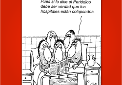 Miguel gila - Chistes gráficos - Sanidad pública
