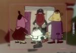 """"""" La Medalla de Gila"""" un corto de animación y humor con alegato antibelicista perteneciente a HISTORIAS DE AMOR Y MASACRE"""