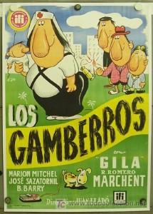 Miguel Gila - Los Gamberros