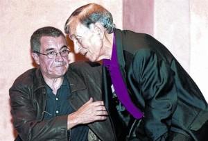 Miguel Gila y Pepe Rubianes