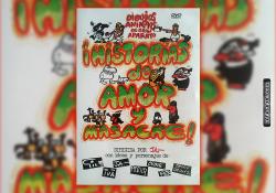 HISTORIAS DE AMOR Y MASACRE - Peliculas de dibujos animados para adultos - Miguel Gila
