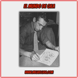 Miguel Gila - Humorista Gráfico