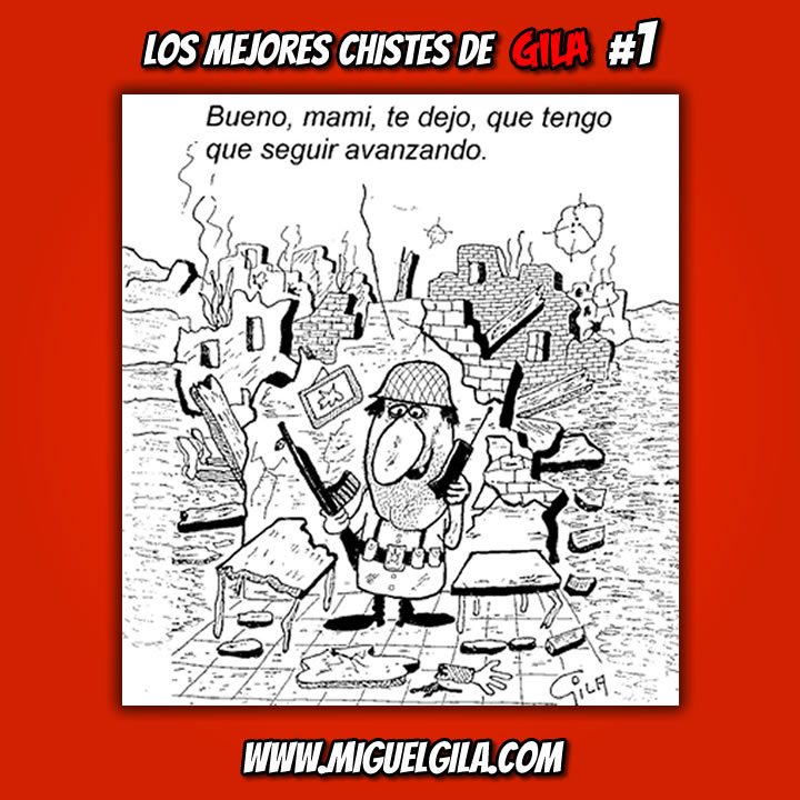 Miguel Gila - Viñeta - Video Recopilatorio #1