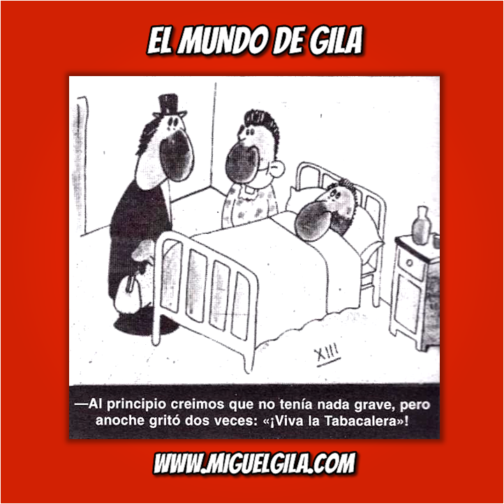 Miguel Gila - XIII - Chistes Gráficos