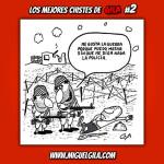 Chistes Gráficos de Miguel Gila – Viñetas y recopilatorio en Vídeo #2