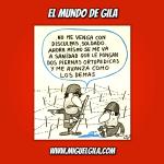 (☞゚ヮ゚)☞ Uno de Gila por favor #10 – Lo que no nos cuentan de las guerras: el invalido