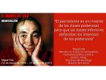 Una reflexión del gran Miguel Gila sobre el patriotismo
