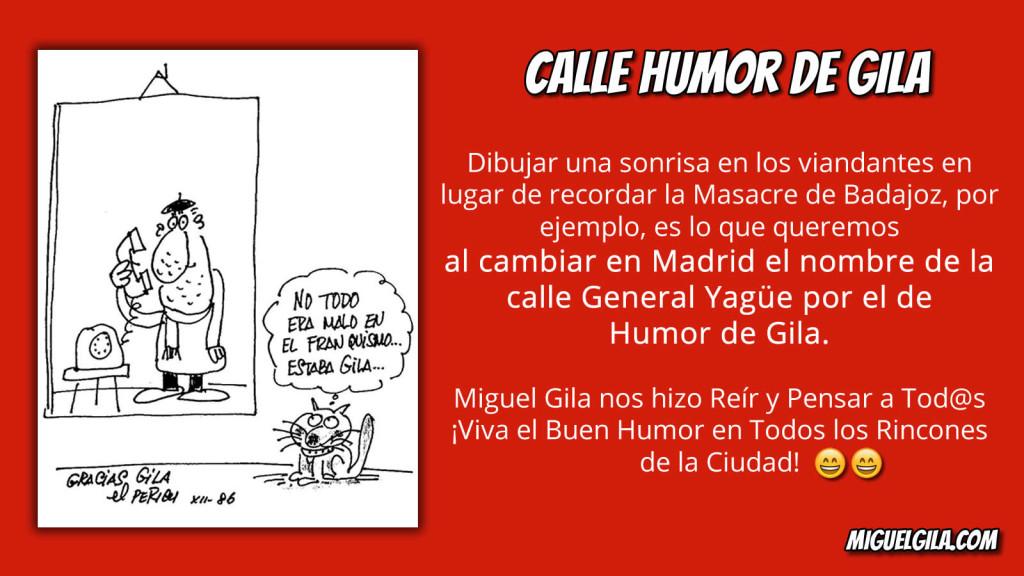Calle Humor de Gila
