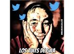 Según algunos tuiteros hoy Gila se ha colado en la Investidura de Rajoy
