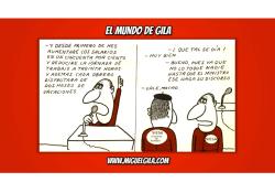Miguel Gila - Chistes gráficos - Políticos - Discursos
