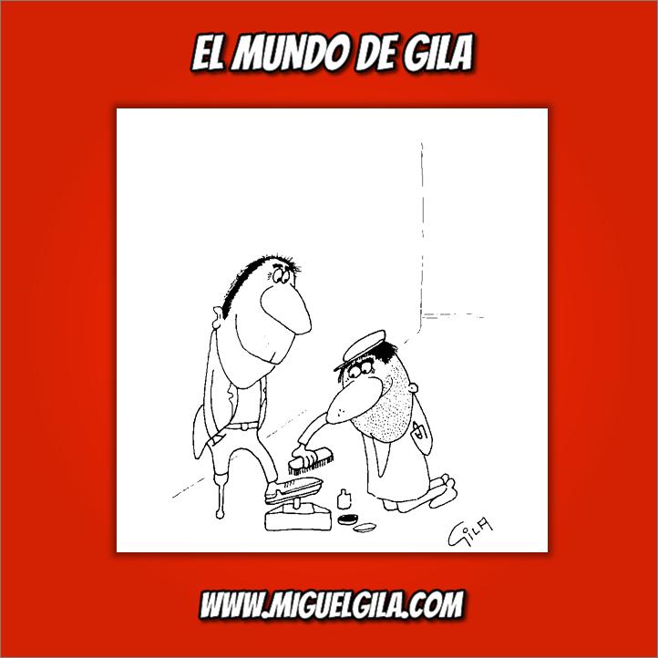 Miguel Gila - Chistes Gráficos - Posguerra