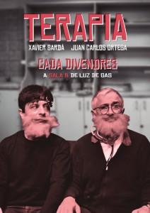 Juan Carlos Ortega con Xavier Sardá en Terapia