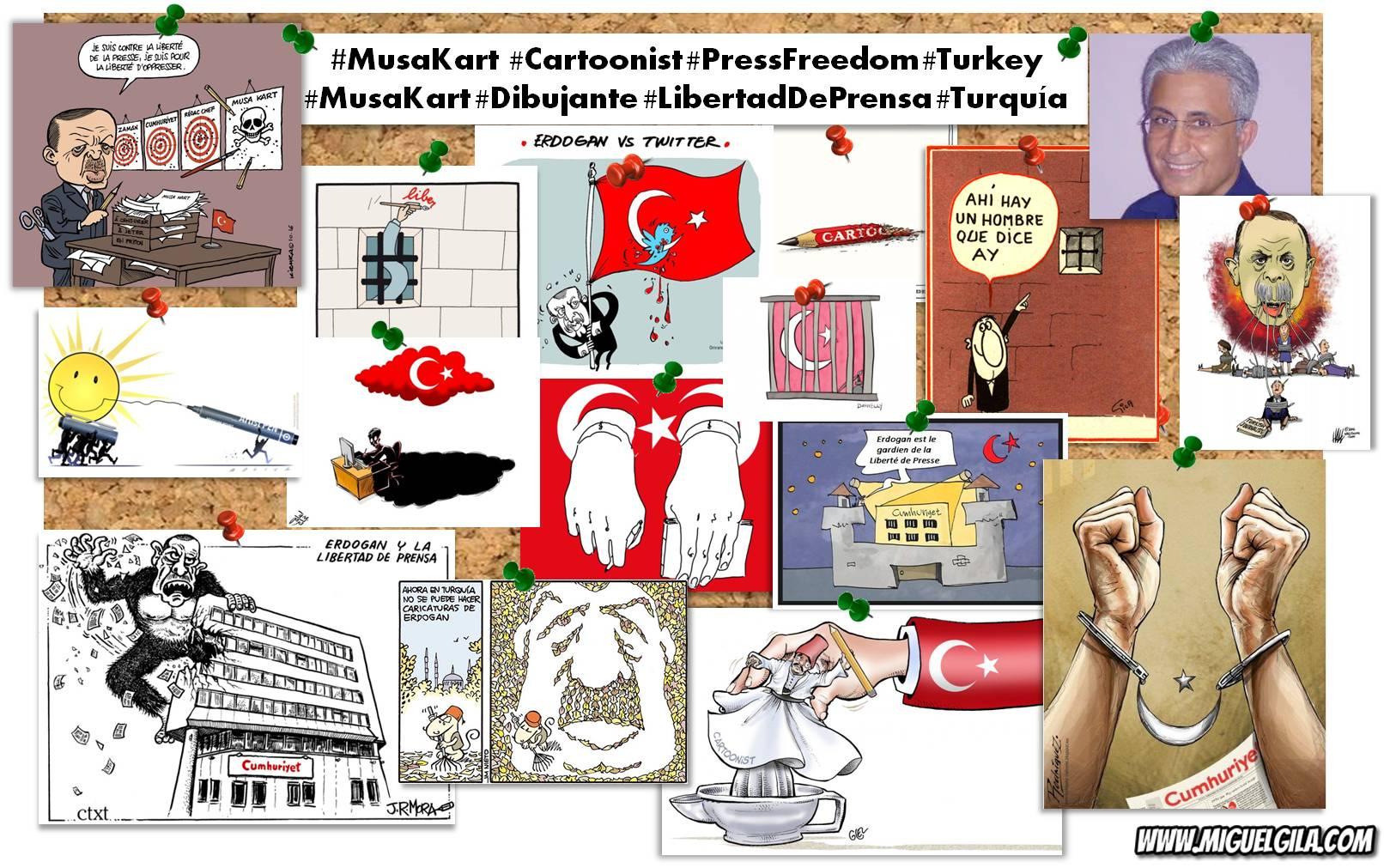 Musa Kart - Press Freedom