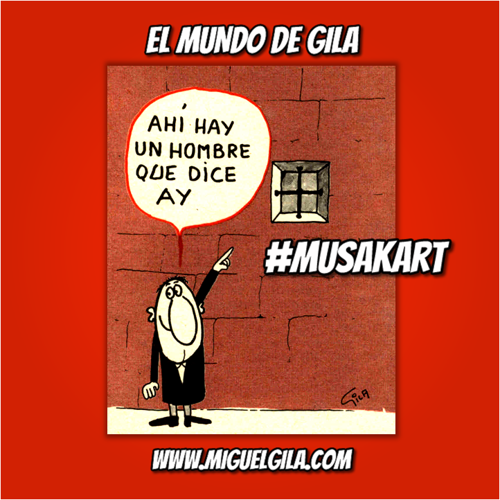 Miguel Gila - Musa Kart