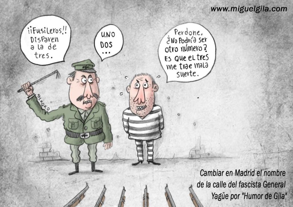 Miguel Gila - El Koko - Calle Humor de Gila