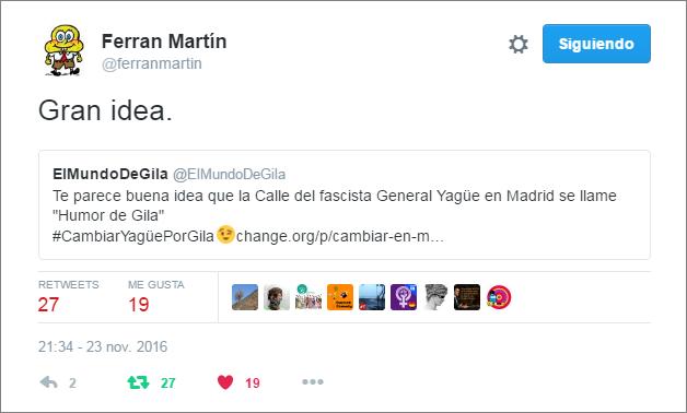 Ferran - Gila