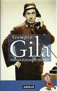 Miguel Gila. Libro. Siempre Gila