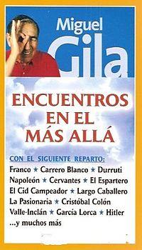 Miguel Gila- Libro_ Encuentros en el más allá
