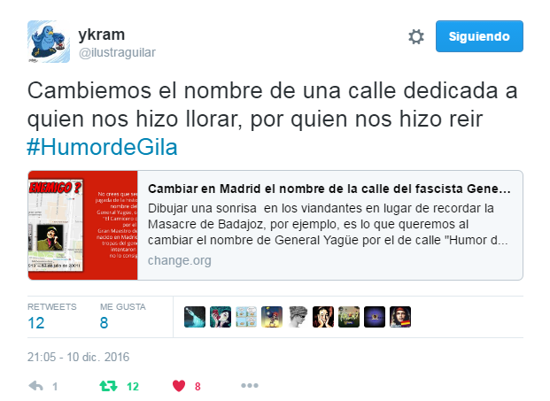 Ykram - Gila