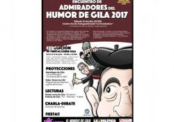 Encuentro de admiradores del Humor de Gila 2017. Madrid. Sábado 15 de julio, 20:00h.