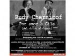 """Por amor a Gila"", un divertido y entrañable espectáculo de Rudy Chernicof"