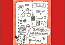 ¡Esas grandes ideas para solucionar la pobreza! Viñeta de Miguel Gila
