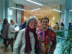 Foto de Rudy Chernicof, actor amigo de Gila y Blanca Gómez vocal de Ahora Madrid que presentó la iniciativa