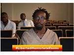 El Humorista Gráfico Ramón Nse Esono aun permanece en prisión, a pesar de que se retiraron todos los cargos en el juicio