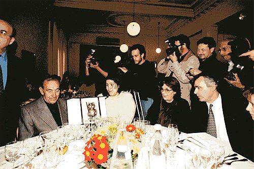 Miguel Gila, premio Gat Perich 1999