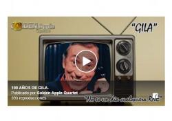 Homenaje del grupo Golden Apple Quartet a Miguel Gila en el centenario de su nacimiento