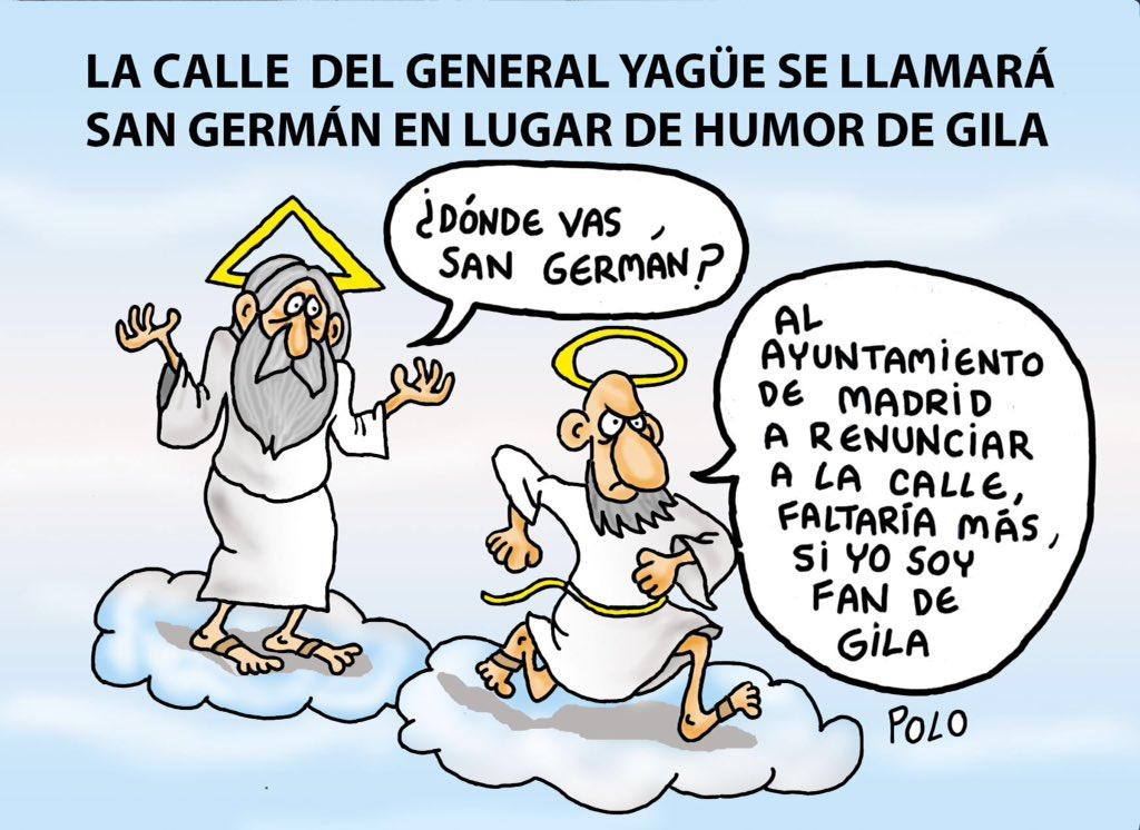 Miguel Gila - San Germán