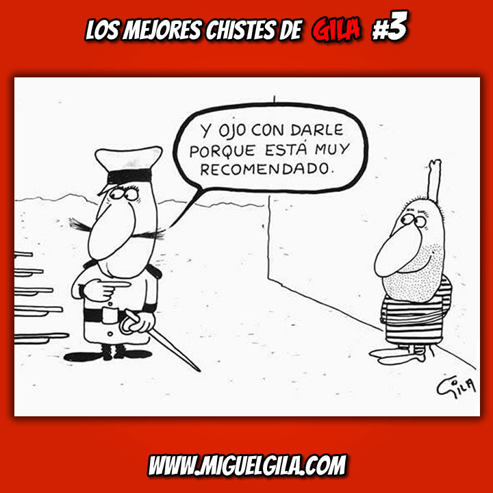 Miguel Gila - Viñeta - Fusilamientos - Video Recopilatorio #3
