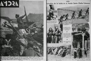 Publicación Ahora - Guerra Civil Española