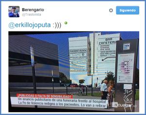 Tuiteros influyentes - Berengario