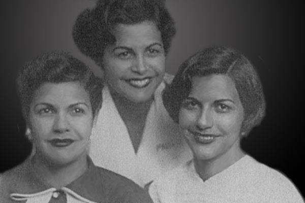 Las hermanas Mirabal asesinadas el 25 de noviembre