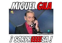 VideoMeme - Miguel Gila - SORPRESA