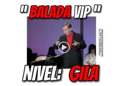 VideoMeme de Miguel Gila - Balada VIP Nivel: Gila