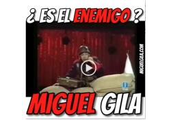 VideoMeme ¿ Es el enemigo ? - Miguel Gila