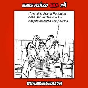 Humor Politico - Miguel Gila