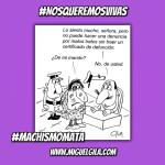 En apoyo a las mujeres mexicanas que sufren violencia machista: #NosQueremosVivas #VivasNosQueremos #MiPrimerAcoso