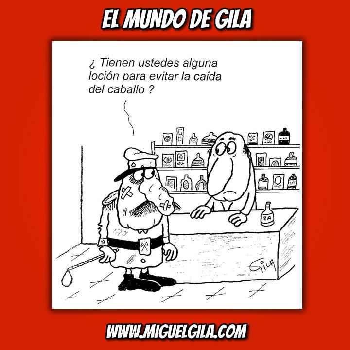 Miguel Gila - Chistes Gráficos