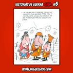 Anécdotas de la Guerra Civil de España – Chistes Gráficos de Historias de Guerra – Video #5
