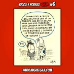 Ricos y Pobres – Chistes Gráficos de Miguel Gila – Vídeo #6