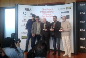 Premio Gat Perich 2016