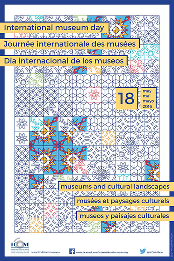 Día Internacional de los Museos - 2016