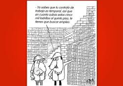 Miguel Gila - Chistes Gráficos - Día del trabajo