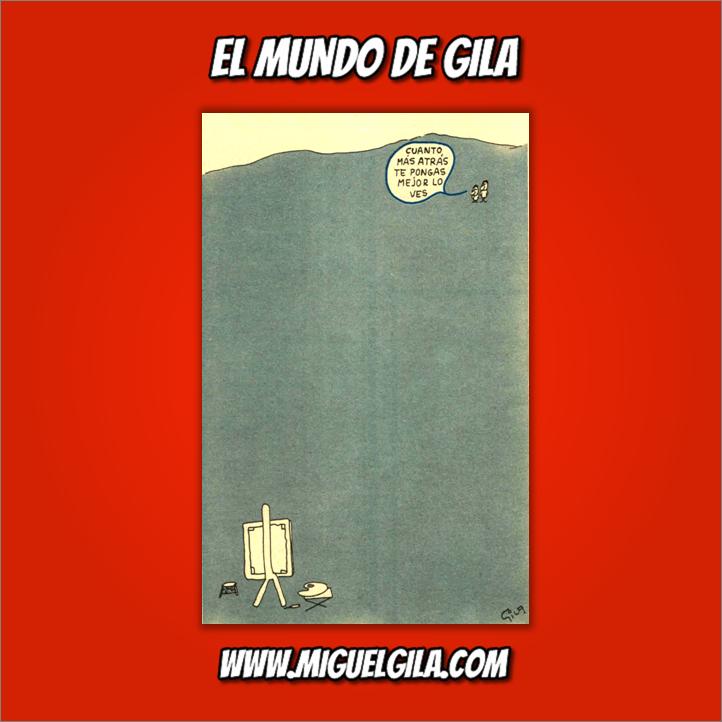 Miguel Gila - Día de los Museos