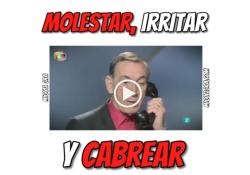 Miguel Gila - Molestar